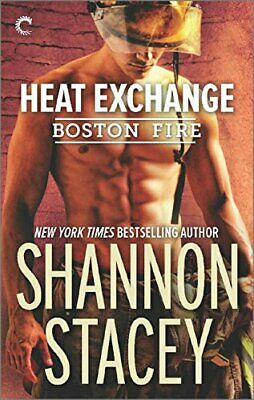 Heat Exchange (Boston Fire) by Stacey, Shannon Book The Cheap Fast Free Post