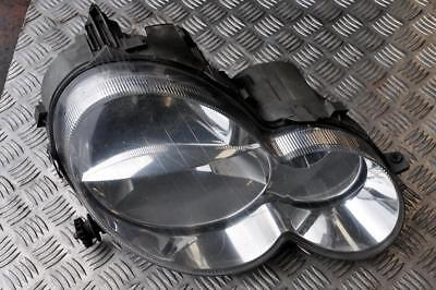Mercedes C class W203 coupe / CL203 front right headlight came off 2007 model