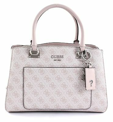 2a724ec4e2a GUESS KATHRYN GIRLFRIEND Satchel Blush - EUR 147,50 | PicClick FR