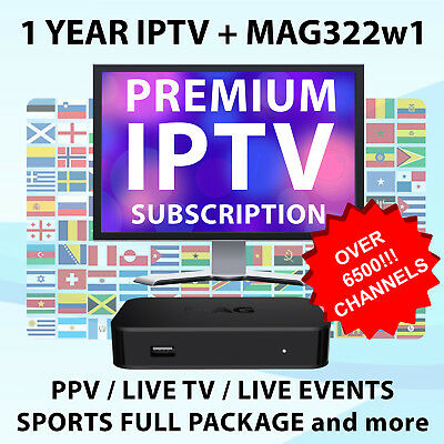 INFINITY IPTV SUBSCRIPTION+25000 CHANNELS &VOD Best Choice