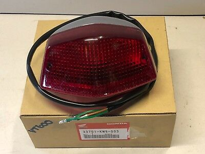 Honda  Vt600  Vt 600  Vt400  Vt 400  1989-1999   Rear  Back Light  Ideal Custom