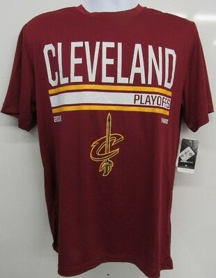 f36d5e4df NBA Cleveland Cavaliers Mens Activewear 2018 Playoffs T Shirt Size Medium
