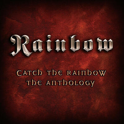 Rainbow: Catch The Rainbow The Anthology 2 x CD Greatest Hits / The Very Best Of