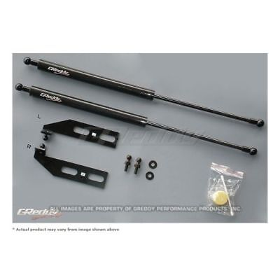 GReddy 18540101 Engine Hood LIfter Kit for 1993-1996 Mazda RX7
