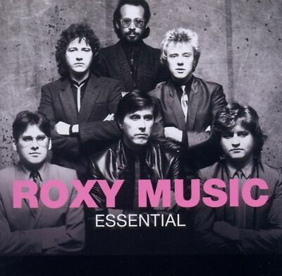 Roxy Music: Essential CD (Greatest Hits / The Best Of)