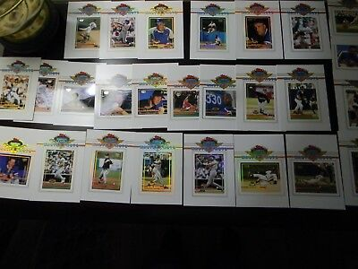 LOT LE 1993 Topps Stadium Club 'For Members Only' Master Photo 26/30 5 X 7 Cards