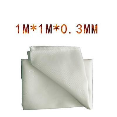 1*1M Fiberglass Fire Blanket House Caravan Fit For Survival Protector Supplies