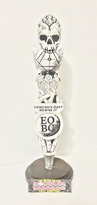 "Edmund's Oast Brewing South Carolina Beer Tap Handle 11.5"" Tall Brand New No Box"