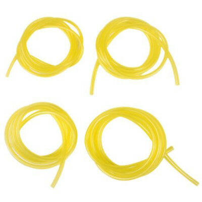 4 Size Lots Fuel Line Hose 4 Ft 4 size fuel line hose tube petrol tubing for chainsaw string trimmer