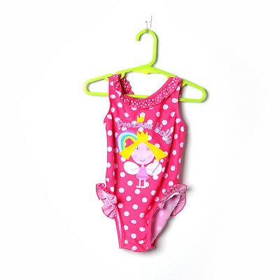 Brand New With Tags Official Licensed Ben And Holly Girls Swimmers Size 9-12M