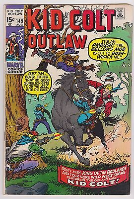 Kid Colt Outlaw #149, Fine Condition'
