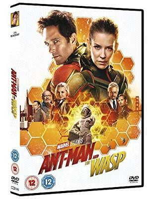 Ant-Man and the Wasp  New (DVD  2018)