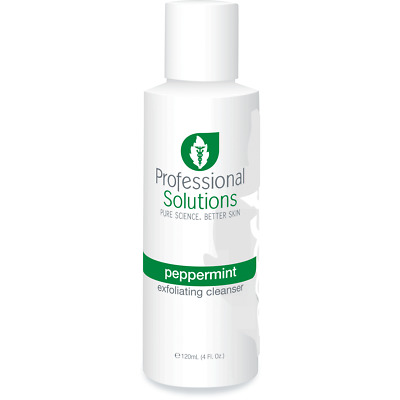 Peppermint Exfoliating Cleanser / Professional Solutions