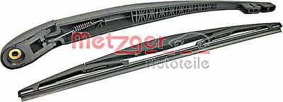 Metzger Windshield Washer Wiper Arm Rear For MAZDA 07-15 D65167421