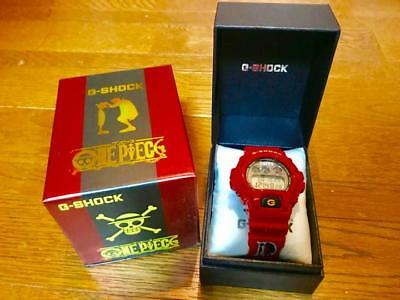 CASIO G SHOCK ONE PIECE Collaboration Limited Edition