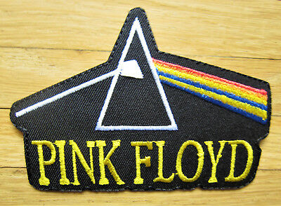 Aufnäher / Aufbügler/ Patch: PINK FLOYD - The dark side of the moon - Rar!