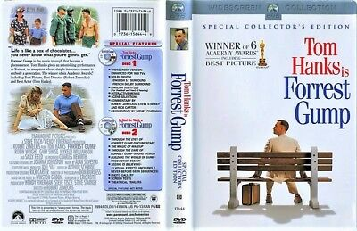 Forrest Gump (Two-Disc Special Collector's Edition) DVD BRAND NEW Tom Hanks