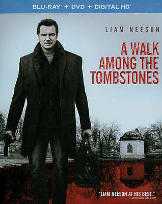 A Walk Among The Tombstones Blu-Ray NEW Factory Sealed, Free Shipping no slip