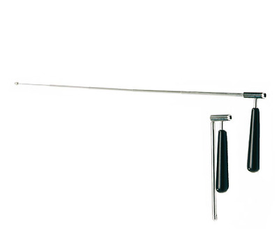 Dowsing Rods Portable Travel Telescopic | Super Sensitive Divining L Rods 66cm