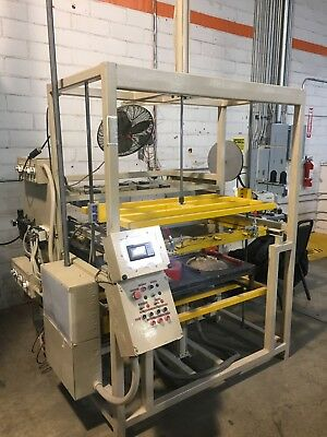 "Vacuum Forming Machine with 34""X 19"" Molding Surface. Works great!"