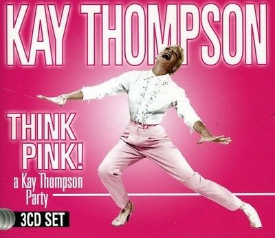 Kay Thompson - Think Pink A Kay Thompson Party New Cd