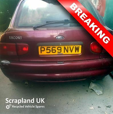 FORD ESCORT Mk6 1.6 LX 1995-2002 4-Door Hatchback - BREAKING