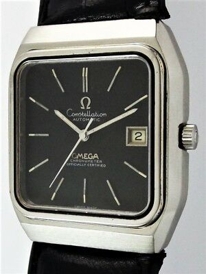 Gorgeous Mid-70's Omega Constellation COSC Chronometer - Automatic Stainless