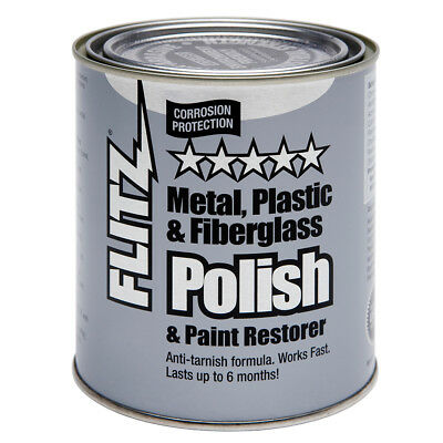 Flitz Polish - Paste - 1 Gallon Can [CA 03588]