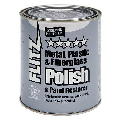 Flitz Polish - Paste 2.0 Lb Quart Can [Ca 03518-6]