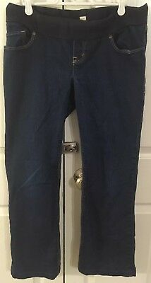 Old Navy Maternity Jeans Low Rise Stretch Womens Size 8 Regular Denim  Pants