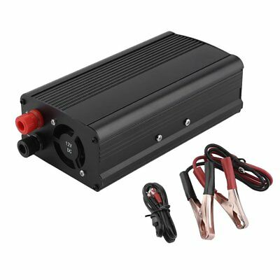 4000W Max 2000W Power Inverter Sine Wave DC 12V to AC 110V Power Display