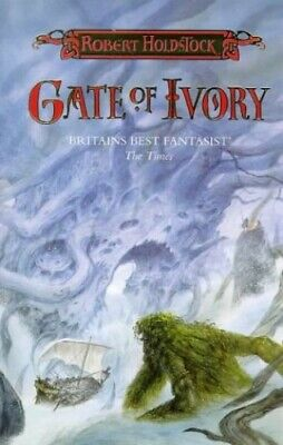 Gate of Ivory by Holdstock, Robert Paperback Book The Cheap Fast Free Post