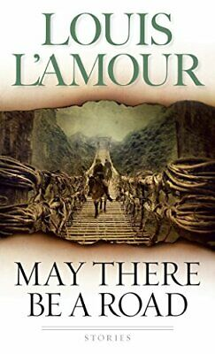 May There Be A Road by Louis L'Amour Paperback Book The Cheap Fast Free Post