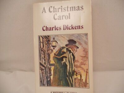 A Christmas Carol (Scholastic Classics) by Dickens, Charles Paperback Book The