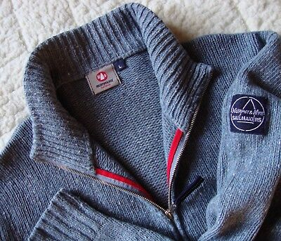SWEATER cardigan vintage 90's MURPHY & NYE TG.L   made in Italy