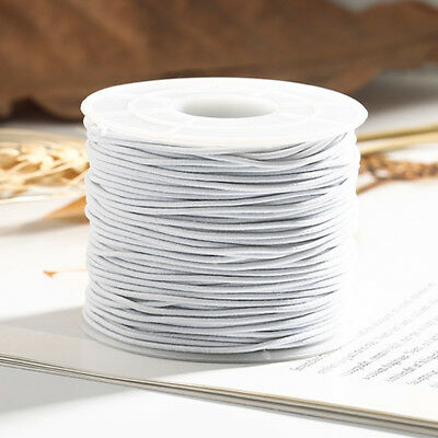 Elastic Beading Thread Cord Bracelet String For Jewelry Hats Crafts Making AU