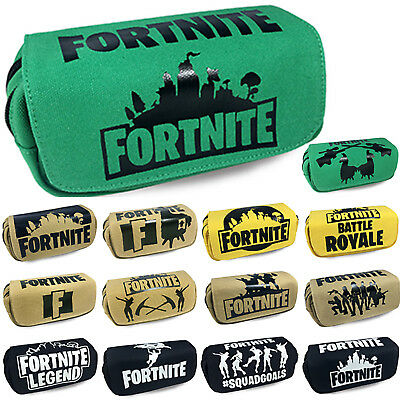 Fortnite Battle Royale Personalised  Zipper Pencil Case Boys Girls School Gifts