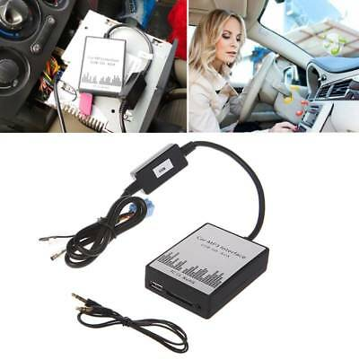 SD USB AUX Car MP3 Player Music Adapter CD Change for Peugeot 106 RD3 Citroen