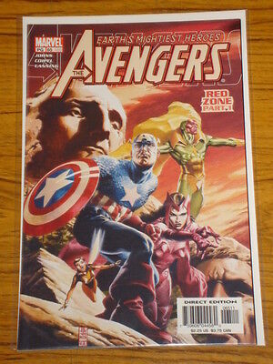 Avengers #65 Vol3 Marvel Comics Red Zone May 2003