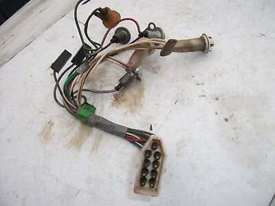 Wiring Harness For Smiths Speedometer , Classic Mini Etc