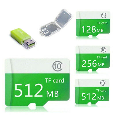 64GB 32GB 16GB Micro TF Flash Memory SD Card for Camera Mobile Phone Tablet