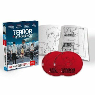 DVD - Terror in resonance - Intégrale - Collector [Édition Collector]