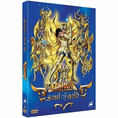 DVD - Saint Seiya : Soul of Gold