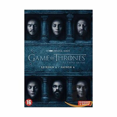 DVD - Game Of Thrones / Trone de Fer - Saison 6