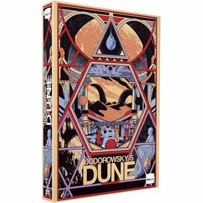 Blu-Ray - Jodorowsky's Dune [Édition Collector Blu-ray + DVD + Livre]
