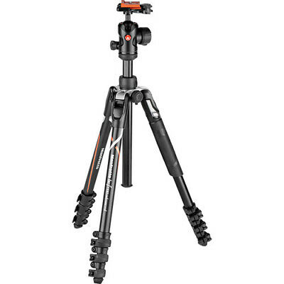 Manfrotto Befree MKBFRLA-BHUS Tripod with Ball Head Sony Alpha Edition