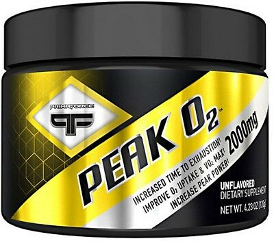 120g, 20,60 EUR/100g Primaforce Peak O2, 2000mg - 120g