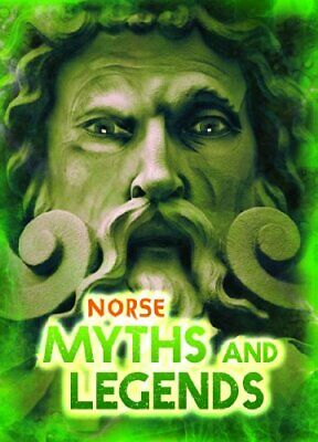 Norse Myths and Legends (All About Myths) by Ganeri, Anita Book The Cheap Fast