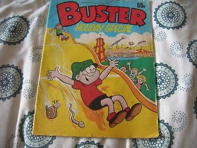 Buster Holiday Special Comic 1984