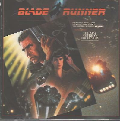 Blade Runner [Original Soundtrack] CD (1982) The New American Orchestra